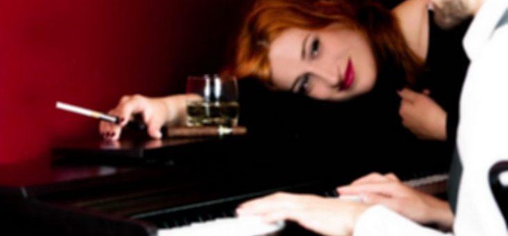 お料理動画にもよさそうな 速い・軽快なピアノソロ・ブルース~pf07