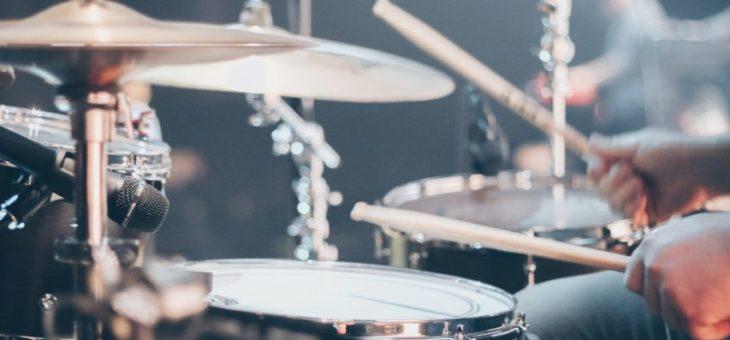 ゆっくりロック系のドラムパターンのみ~リズム&ドラム03